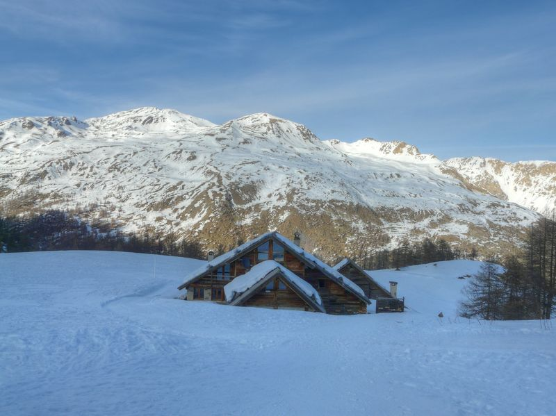 Vercors, l'hiver sur un plateau...