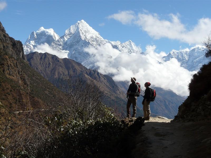 Gokyo et les Lacs sacrés de l'Himalaya