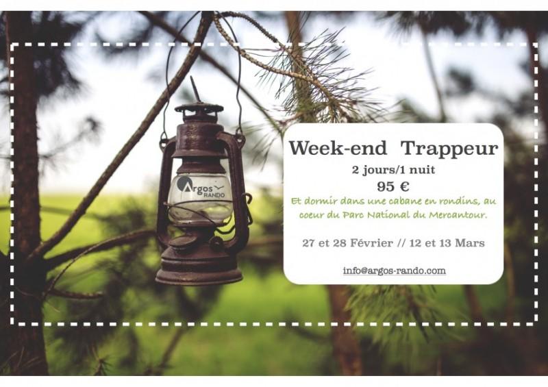 Week-end Trappeur Mercantour