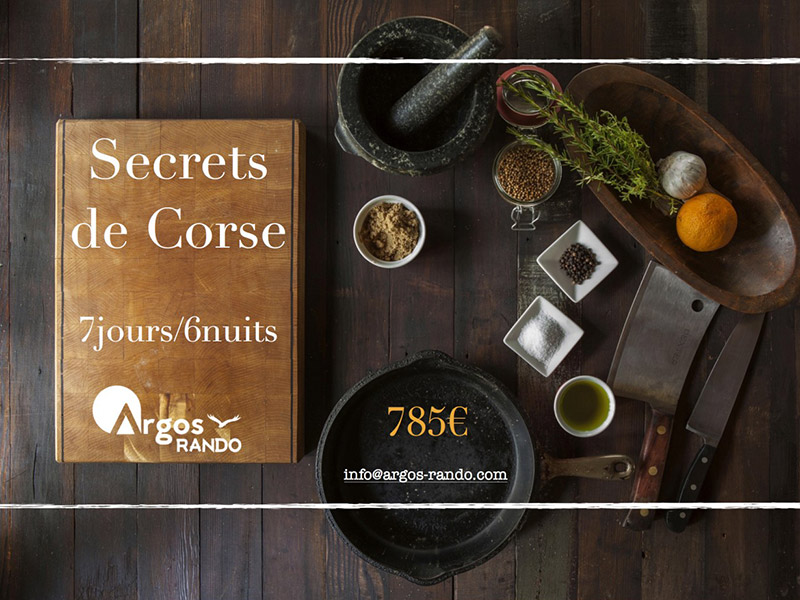 Secrets de Corse