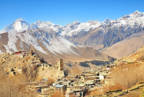 Nepal - Le Mustang