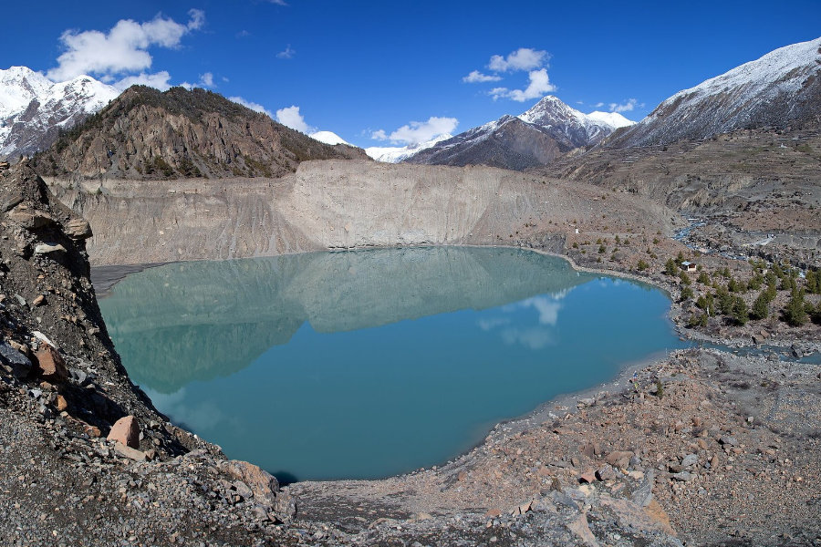 Trek Népal - Le Tour des Annapurnas, 18 jours sur place