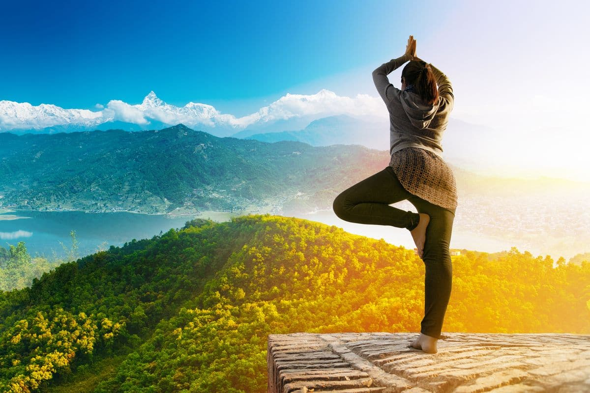 Népal - Zen Altitude : rando, yoga, qi gong et méditation