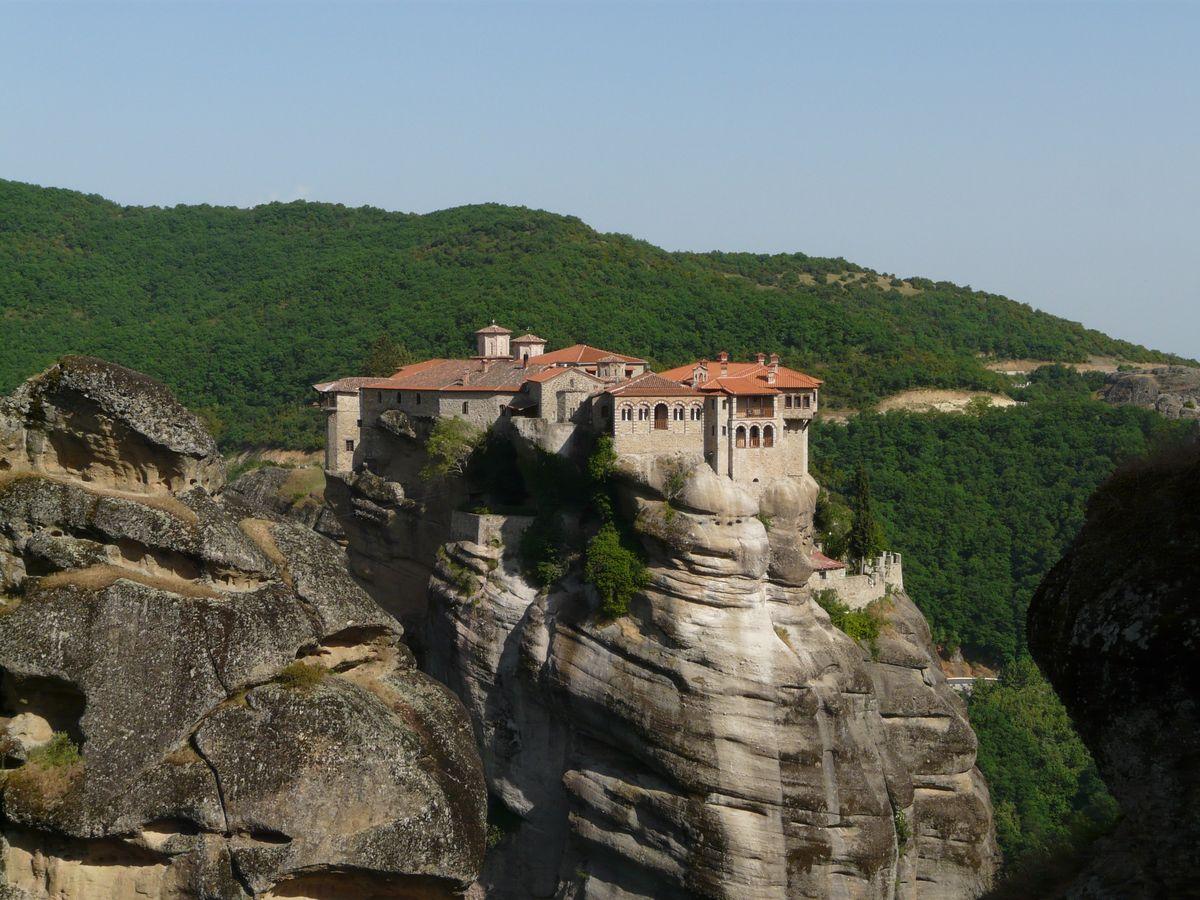 Grèce mystérieuse. Météores, Zagoria et Mont Olympe...