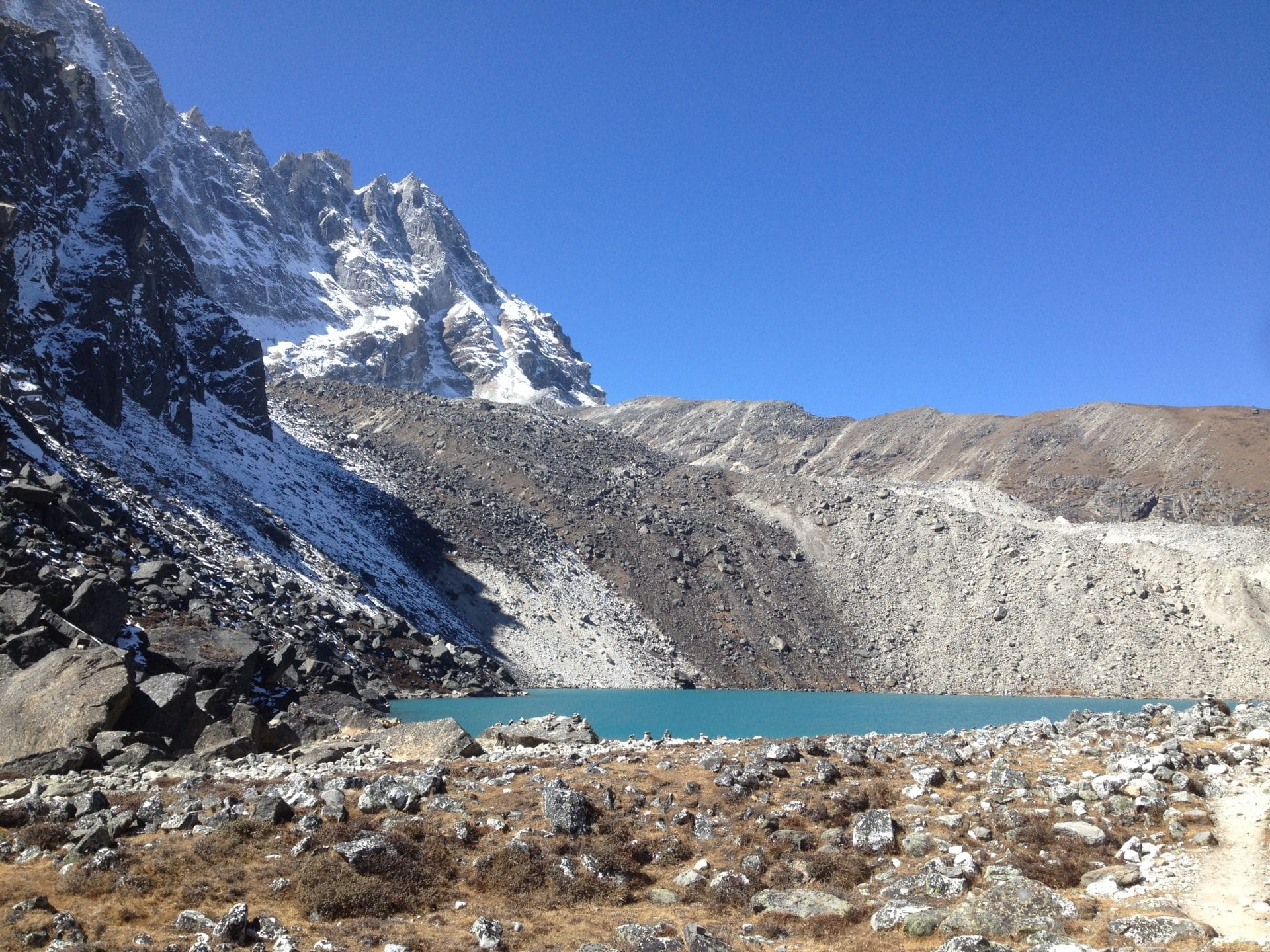 nepal trek- everest-gokyo-