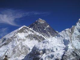 Népal-Camp de base de l'Everest
