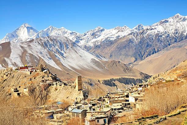 Trek Népal - Le Mustang royaume caché de l'Himalaya