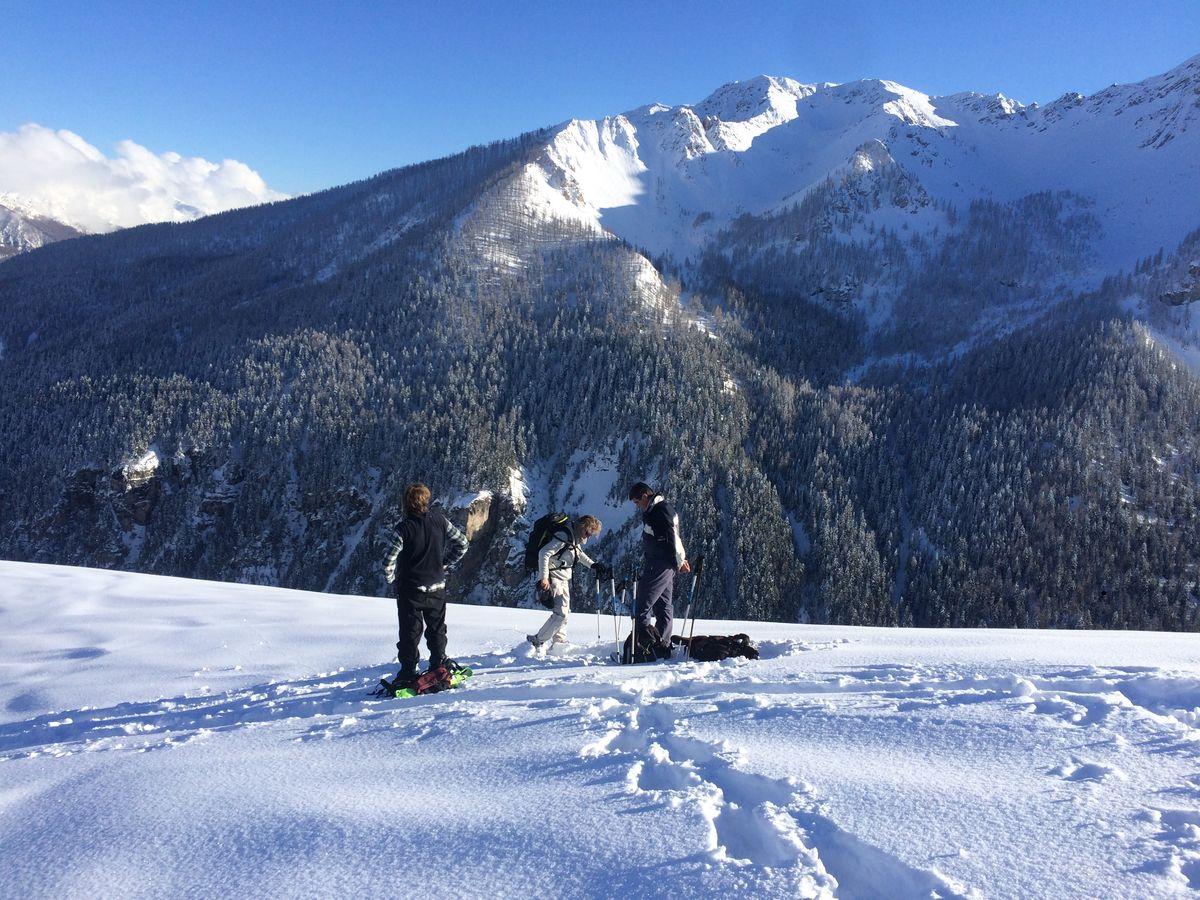 Argos Voyage Week-end raquette - gourmand en chalet de montagne
