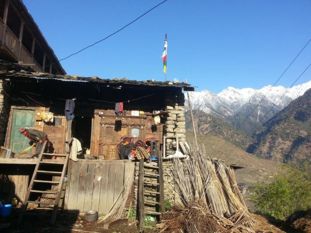 Népal-Trek au Langtang et sa Culture Tamang vers la Frontiere du Tibet - Trek avec Osons la différence