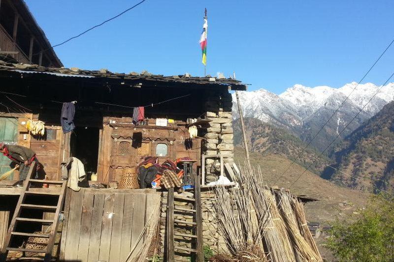 Langtang Argos Rando Trek Nepal