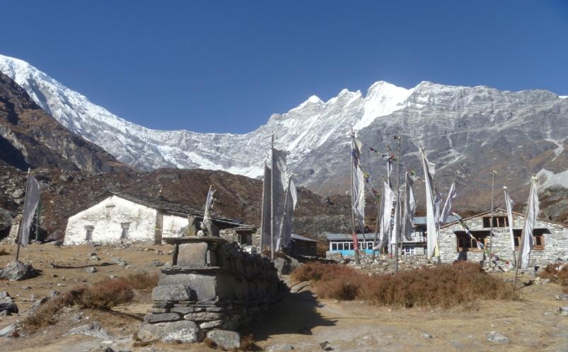 Trek Népal - du Langtang et sa Culture Tamang vers la Frontière du Tibet (avec Osons la différence)