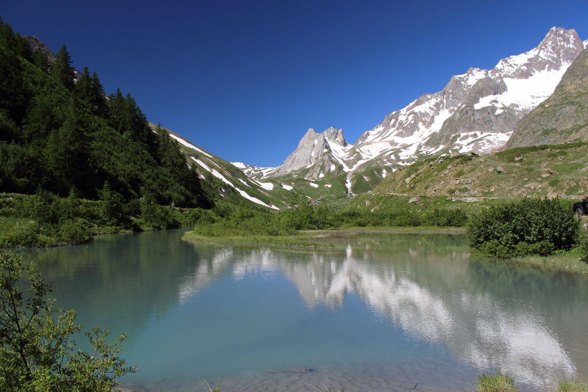 séjour randonnée tour du mont blanc