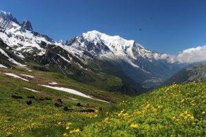 séjour tour du mont blanc
